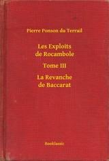 """Afficher """"Les Exploits de Rocambole"""""""